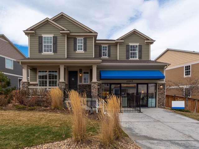 12243 Pontiac Street, Thornton, CO 80602 (MLS #7311048) :: 8z Real Estate