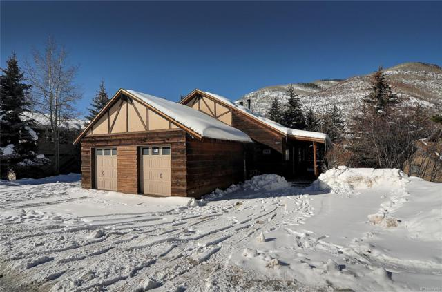 1823 W Gore Creek Drive, Vail, CO 81657 (#7316888) :: House Hunters Colorado