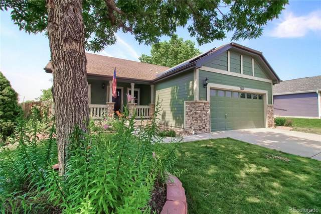 2200 E 97th Place, Thornton, CO 80229 (#7320506) :: Re/Max Structure