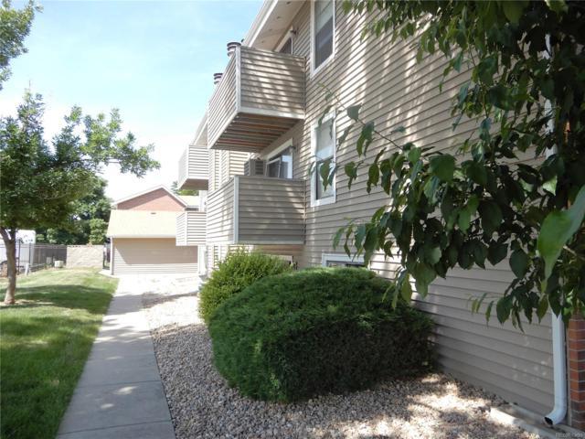 10150 E Virginia Avenue 1-107, Denver, CO 80247 (#7325020) :: The Galo Garrido Group
