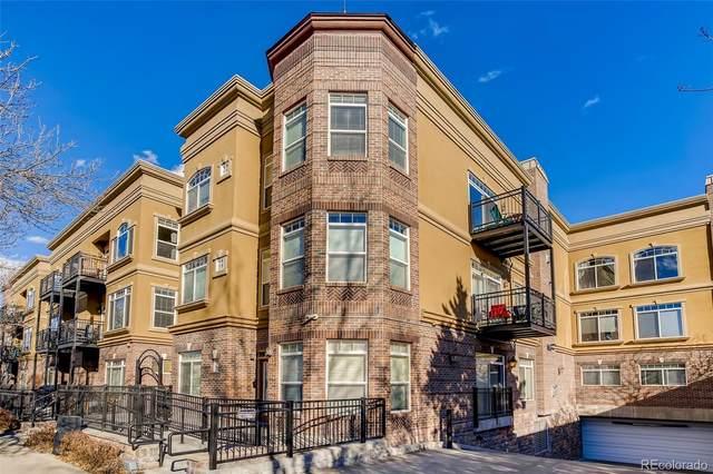 1776 Race Street #101, Denver, CO 80206 (#7326550) :: Stephanie Fryncko | Keller Williams Integrity