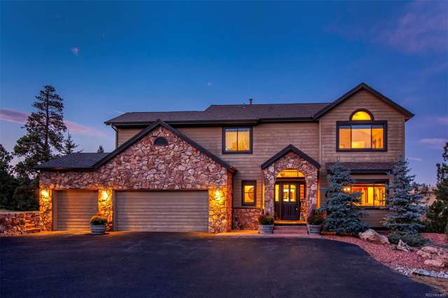 30865 Tanoa Road, Evergreen, CO 80439 (MLS #7327462) :: Bliss Realty Group