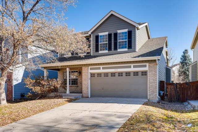9624 Silverberry Circle, Highlands Ranch, CO 80129 (MLS #7327572) :: The Sam Biller Home Team
