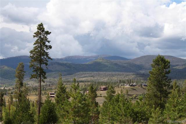 40 County Road 4035, Grand Lake, CO 80447 (#7328915) :: iHomes Colorado
