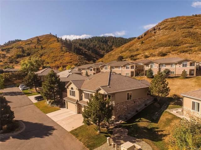 6931 Buckskin Drive, Littleton, CO 80125 (MLS #7331655) :: 8z Real Estate