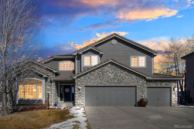 1147 Foursome Drive, Castle Rock, CO 80104 (#7332983) :: The Harling Team @ HomeSmart