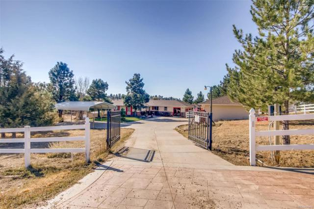12121 Antelope Trail, Parker, CO 80138 (#7335776) :: The DeGrood Team