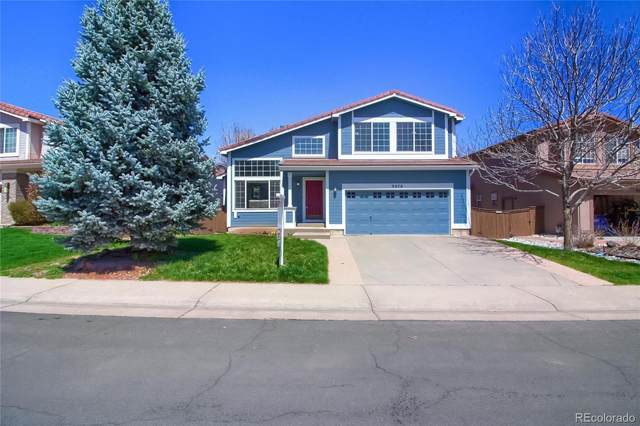 9270 Roadrunner Street, Highlands Ranch, CO 80129 (MLS #7337108) :: The Sam Biller Home Team