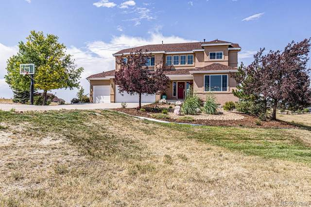 2358 Elkhorn Ranch Street, Parker, CO 80138 (#7339499) :: James Crocker Team