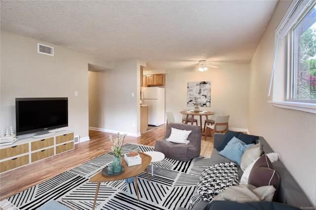 249 E Highline Circle #108, Centennial, CO 80122 (MLS #7340452) :: 8z Real Estate