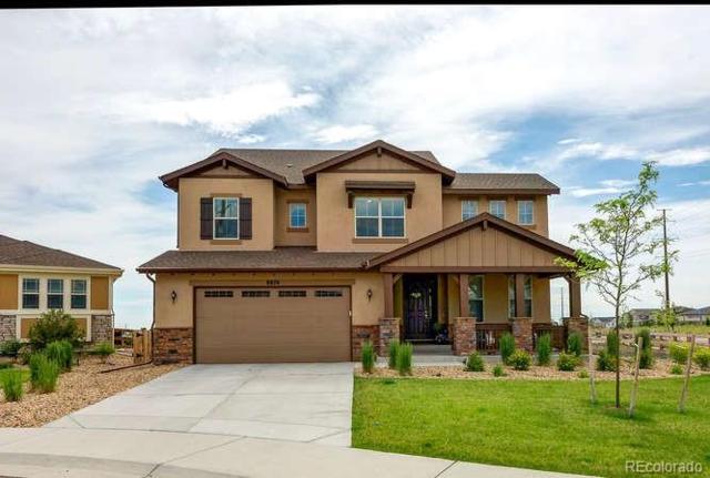 8874 Flattop Way, Arvada, CO 80007 (MLS #7343039) :: 8z Real Estate