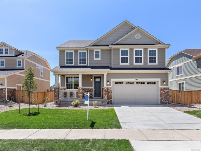 1396 Jackson Drive, Erie, CO 80516 (#7344158) :: The Heyl Group at Keller Williams