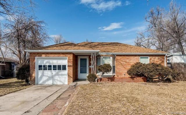 6235 W 46th Place, Wheat Ridge, CO 80033 (#7344610) :: The Heyl Group at Keller Williams
