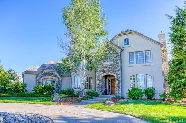 5886 Diamond Ridge Parkway, Castle Rock, CO 80108 (MLS #7345037) :: 8z Real Estate