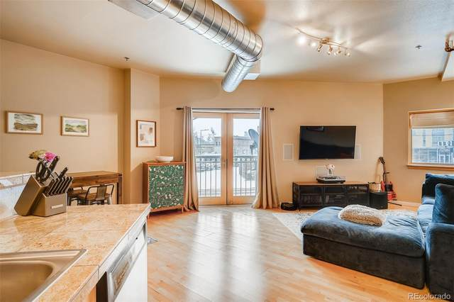 2142 Curtis Street #205, Denver, CO 80205 (#7346380) :: Mile High Luxury Real Estate