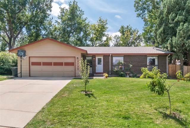 2730 19th Street, Greeley, CO 80634 (MLS #7350603) :: 8z Real Estate