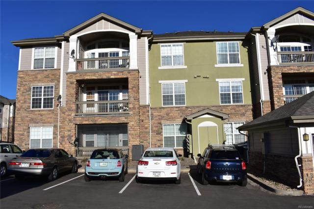 1575 Olympia Circle #305, Castle Rock, CO 80104 (#7354193) :: The Peak Properties Group
