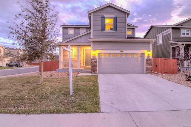 10465 Evansville Circle, Parker, CO 80134 (#7355217) :: The HomeSmiths Team - Keller Williams