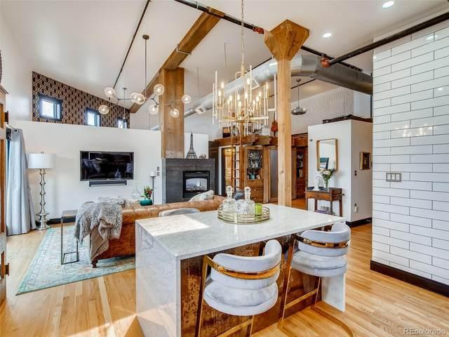2441 N Broadway Street #301, Denver, CO 80205 (#7359081) :: Kimberly Austin Properties