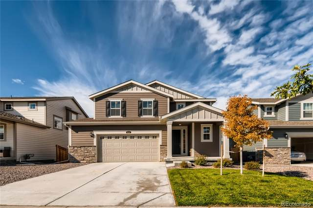 9531 Pagosa, Commerce City, CO 80022 (#7364312) :: The DeGrood Team