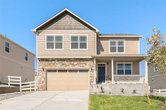 5879 High Timber Circle, Castle Rock, CO 80104 (MLS #7366228) :: 8z Real Estate