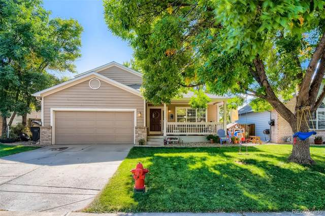 628 4th Street, Frederick, CO 80530 (#7370981) :: The DeGrood Team