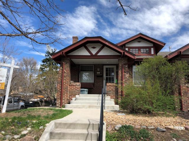 1400 S Gaylord Street, Denver, CO 80210 (#7371173) :: 5281 Exclusive Homes Realty