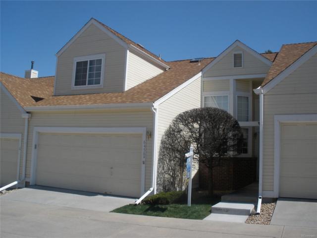 6458 Zang Street B, Arvada, CO 80004 (#7374539) :: The HomeSmiths Team - Keller Williams