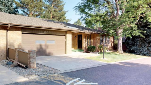 8545 W 8th Avenue, Lakewood, CO 80215 (#7378807) :: My Home Team