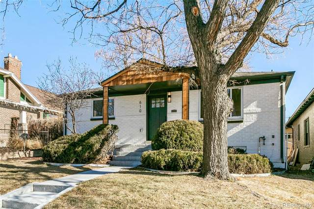 610 N Corona Street, Denver, CO 80218 (MLS #7382473) :: 8z Real Estate