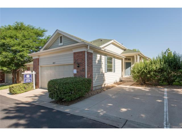 12839 E Dickensen Place, Aurora, CO 80014 (MLS #7384246) :: 8z Real Estate