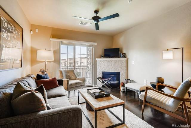 725 Elmhurst Drive #304, Highlands Ranch, CO 80129 (#7389274) :: Compass Colorado Realty