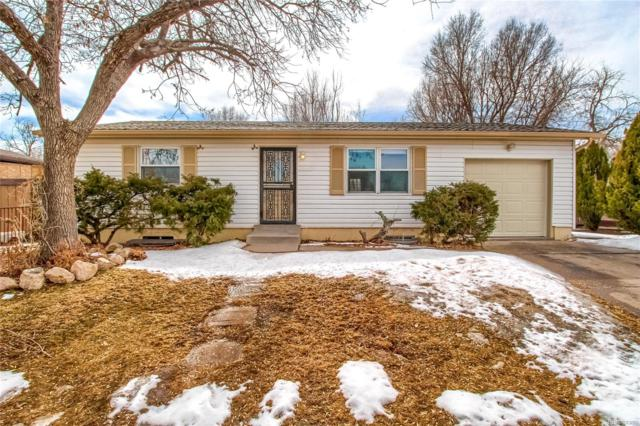 13152 Maxwell Place, Denver, CO 80239 (MLS #7390662) :: Kittle Real Estate