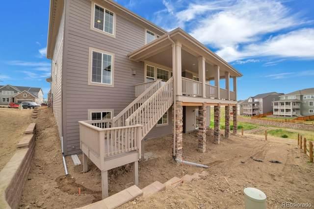 7111 Medalist Court, Castle Pines, CO 80108 (MLS #7390846) :: 8z Real Estate