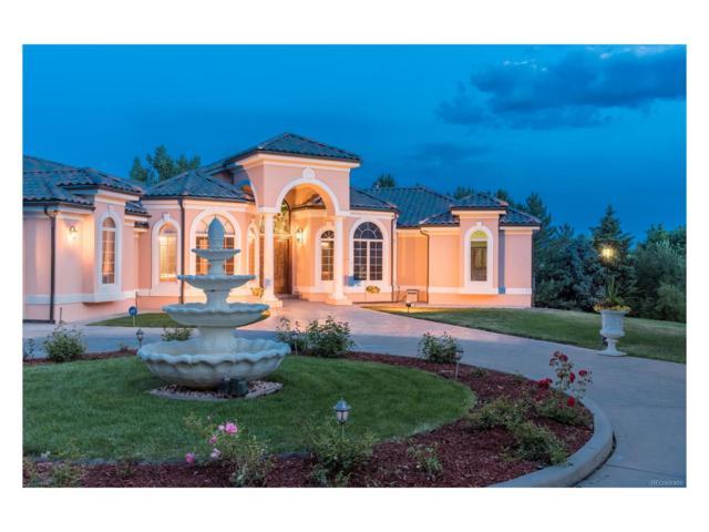 6180 E Quincy Avenue, Cherry Hills Village, CO 80111 (MLS #7391338) :: 8z Real Estate