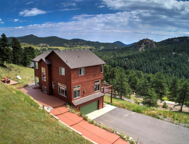 7359 Heiter Hill Drive, Evergreen, CO 80439 (MLS #7392689) :: 8z Real Estate