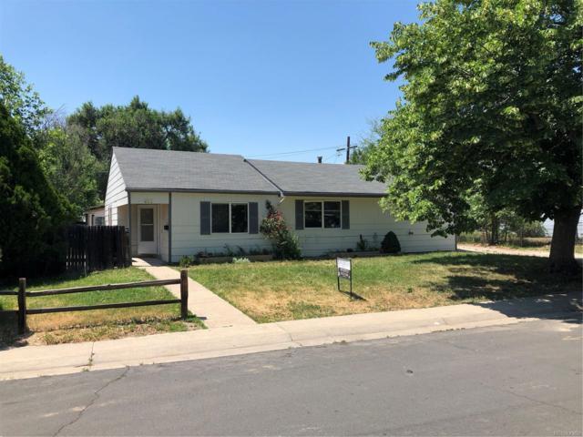 967 Lansing Street, Aurora, CO 80010 (#7395385) :: Sellstate Realty Pros
