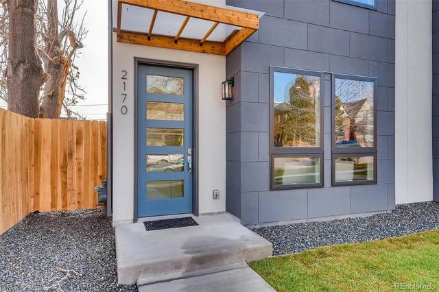 2170 N Williams Street, Denver, CO 80205 (#7395948) :: Berkshire Hathaway HomeServices Innovative Real Estate