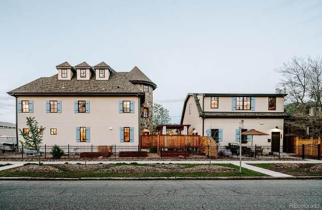 1808 E 29th Street, Denver, CO 80205 (MLS #7396704) :: Wheelhouse Realty
