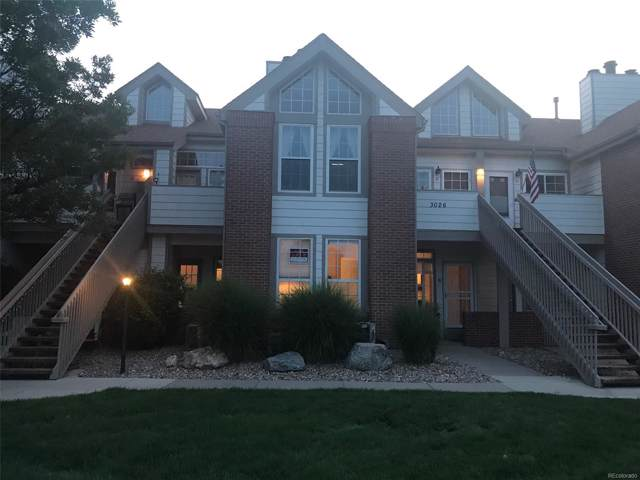 3026 W Prentice Avenue B, Littleton, CO 80123 (MLS #7398099) :: 8z Real Estate