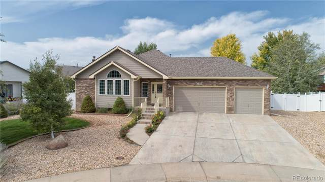 2907 57th Avenue, Greeley, CO 80634 (MLS #7399258) :: 8z Real Estate