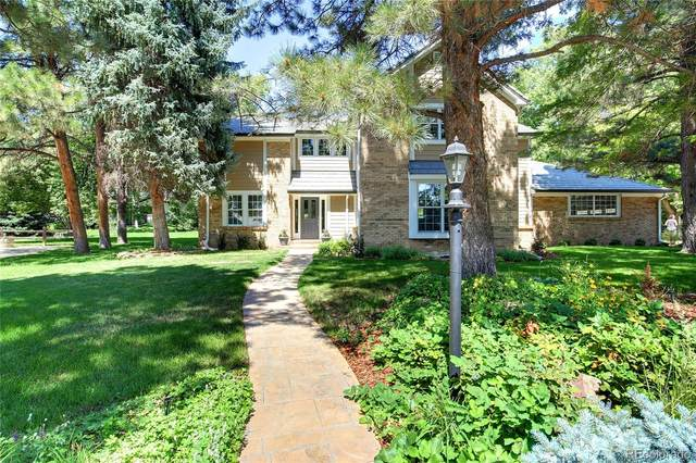 1249 E Green Meadow Lane, Greenwood Village, CO 80121 (#7399497) :: Bring Home Denver with Keller Williams Downtown Realty LLC