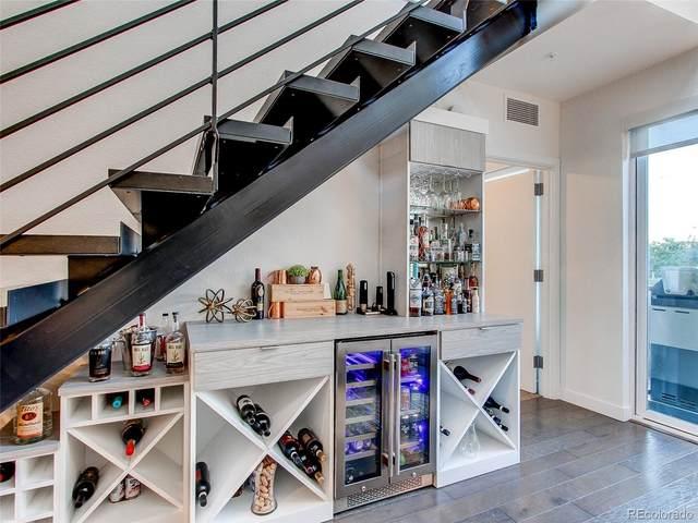 1616 S Broadway Street S #307, Denver, CO 80210 (#7400342) :: Venterra Real Estate LLC