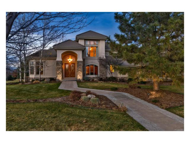 5791 S Aspen Court, Greenwood Village, CO 80121 (#7402670) :: Colorado Home Finder Realty