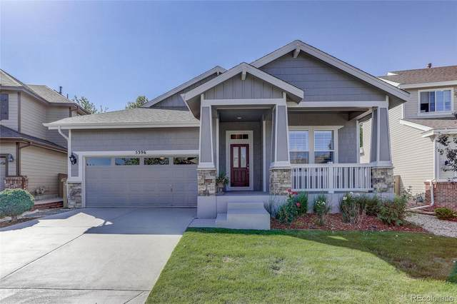5396 Cloverbrook Circle, Highlands Ranch, CO 80130 (#7405271) :: The DeGrood Team