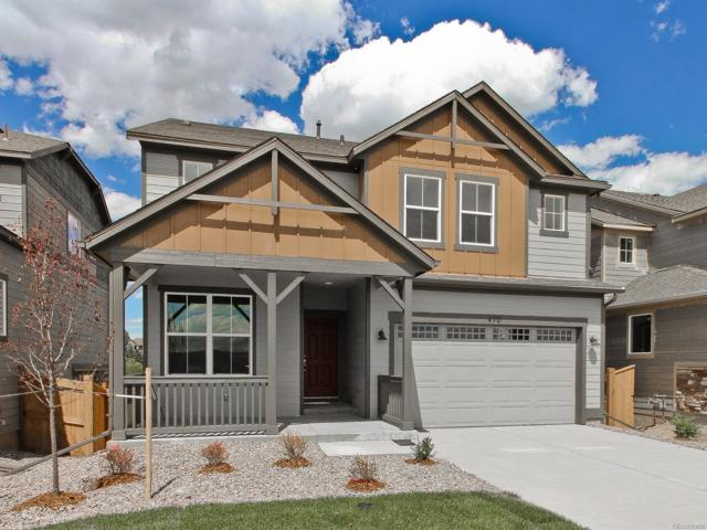 470 Hyde Park Circle, Castle Pines, CO 80108 (#7406940) :: The HomeSmiths Team - Keller Williams