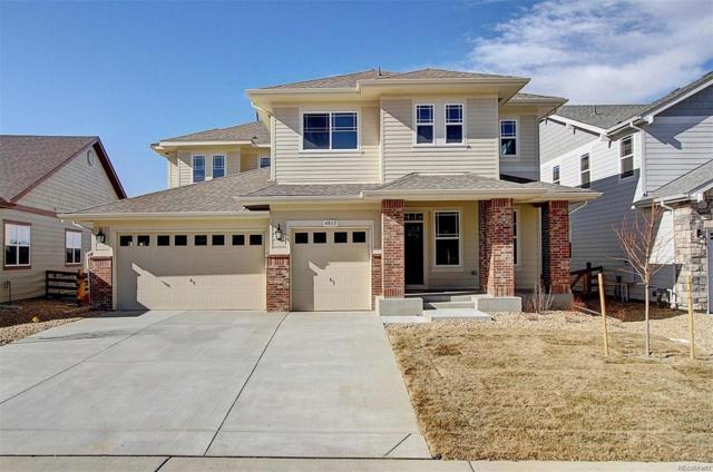 1415 Sidewinder Circle, Castle Rock, CO 80108 (#7407538) :: The Pete Cook Home Group
