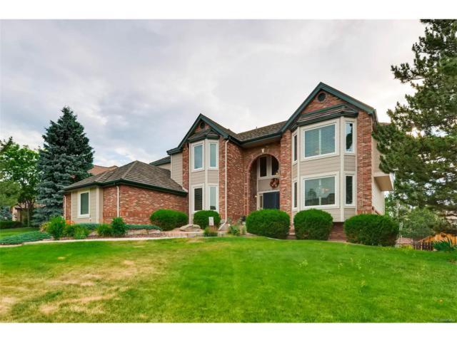 9441 Kemper Drive, Lone Tree, CO 80124 (MLS #7410615) :: 8z Real Estate