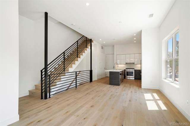 340 E Exposition Avenue #4, Denver, CO 80209 (MLS #7413100) :: 8z Real Estate