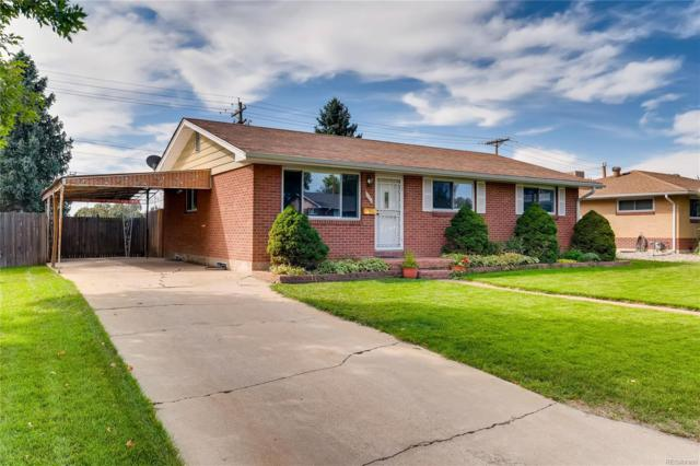 2964 W Chenango Avenue, Englewood, CO 80110 (#7414493) :: The Griffith Home Team